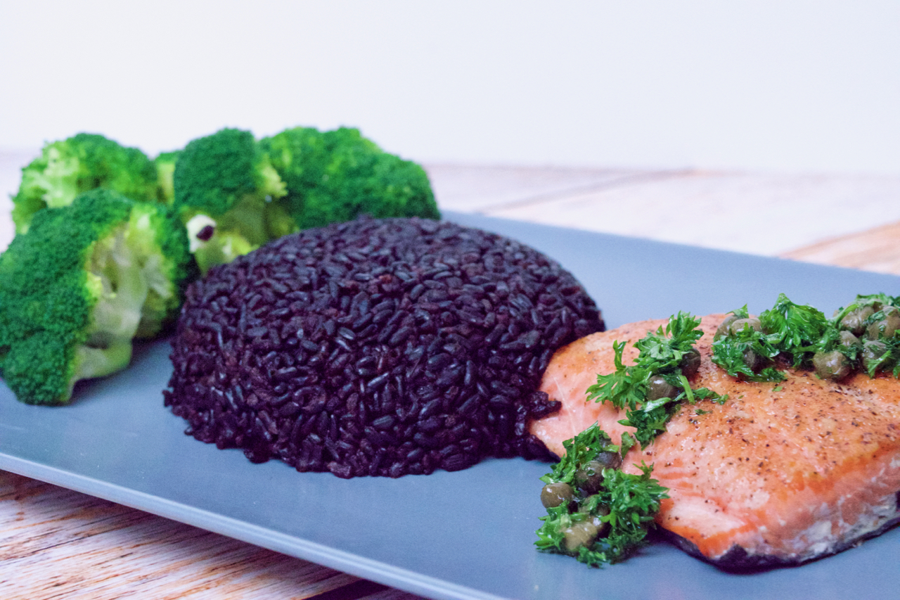 How to Cook Forbidden Black Riceand Its Nutrition Benefits