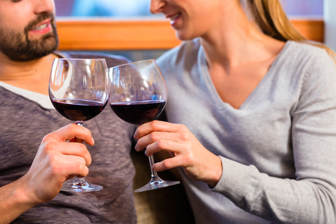 Extra Glasses of Wine Can Shorten Your Life
