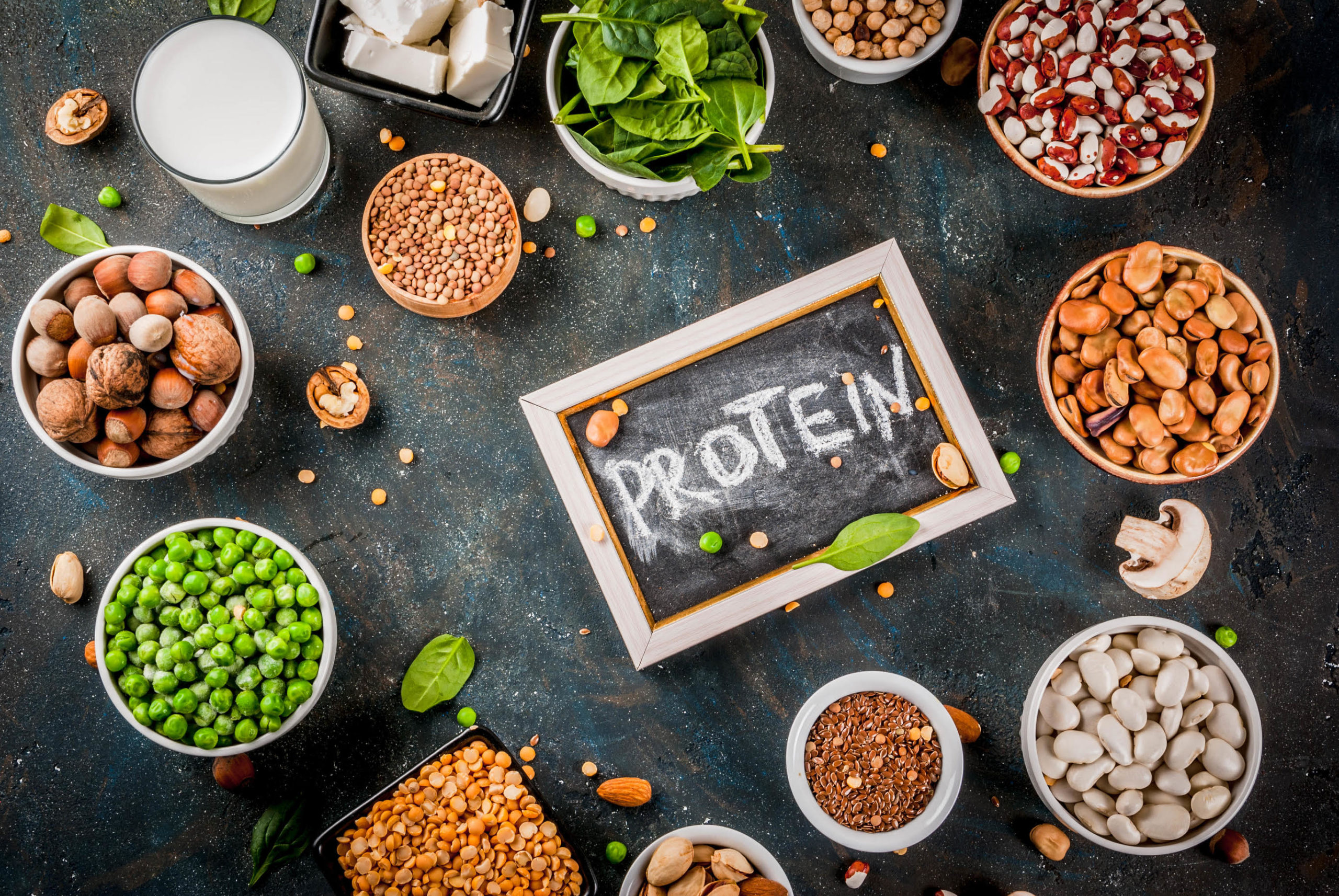 Plant-Based Series: Are You Getting Enough Protein?