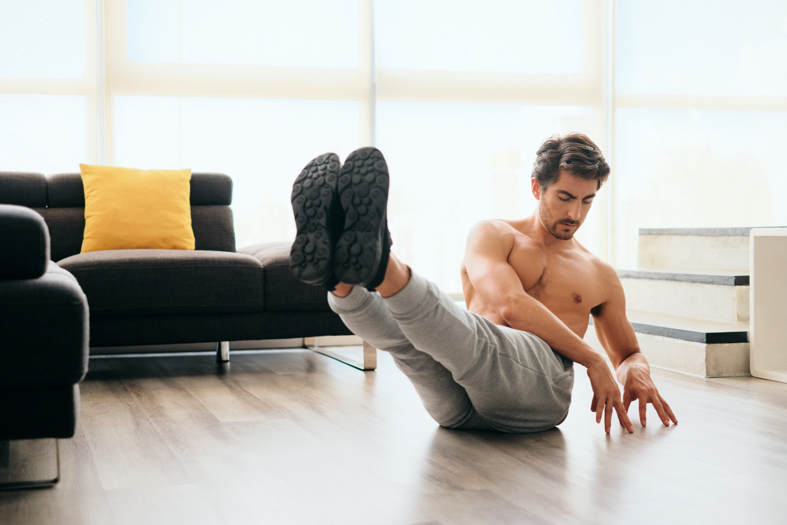 5 Home Exercises to Do During the COVID-19 Crisis