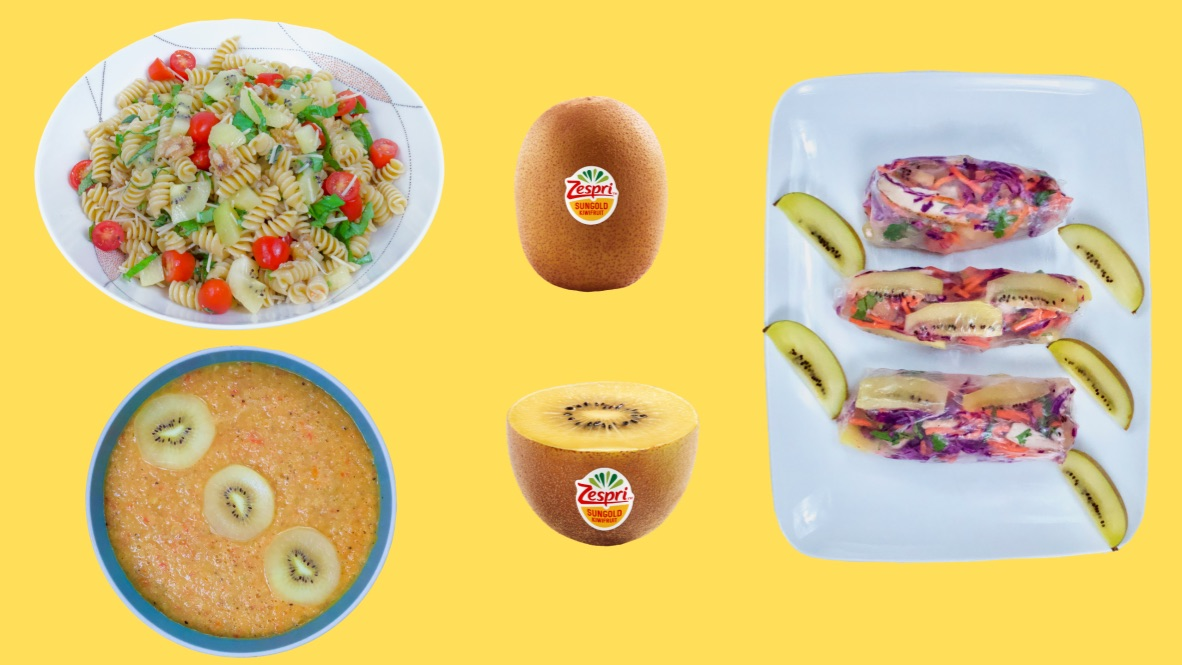 Zespri™ SunGold™ Kiwifruit: Spice Up Your Routine with this Juicy and Nutritious Fruit