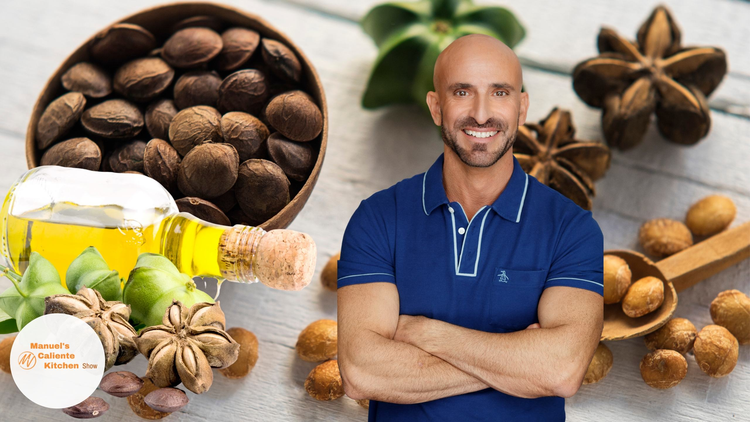The Sacha Inchi Super Seed: The Powerful Health Benefits, Cooking Tips and Recipes