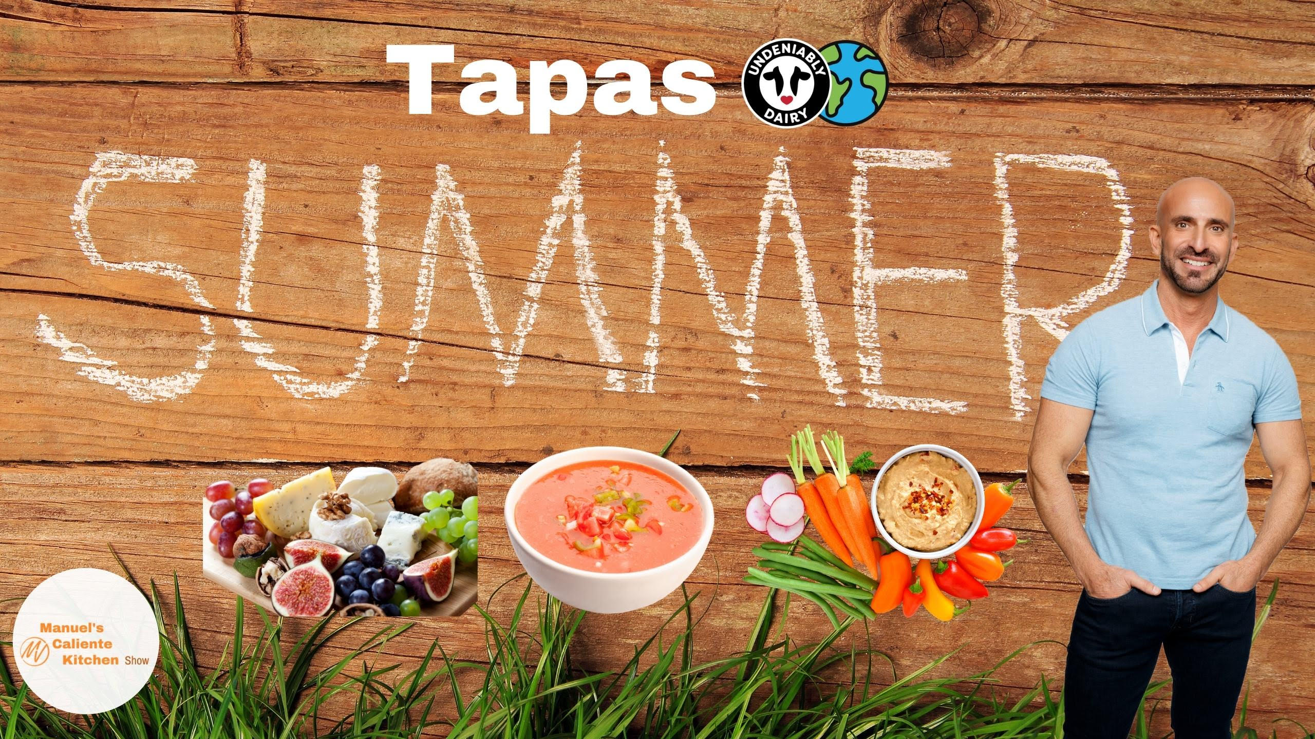 Cool Down with Summertime Tapas