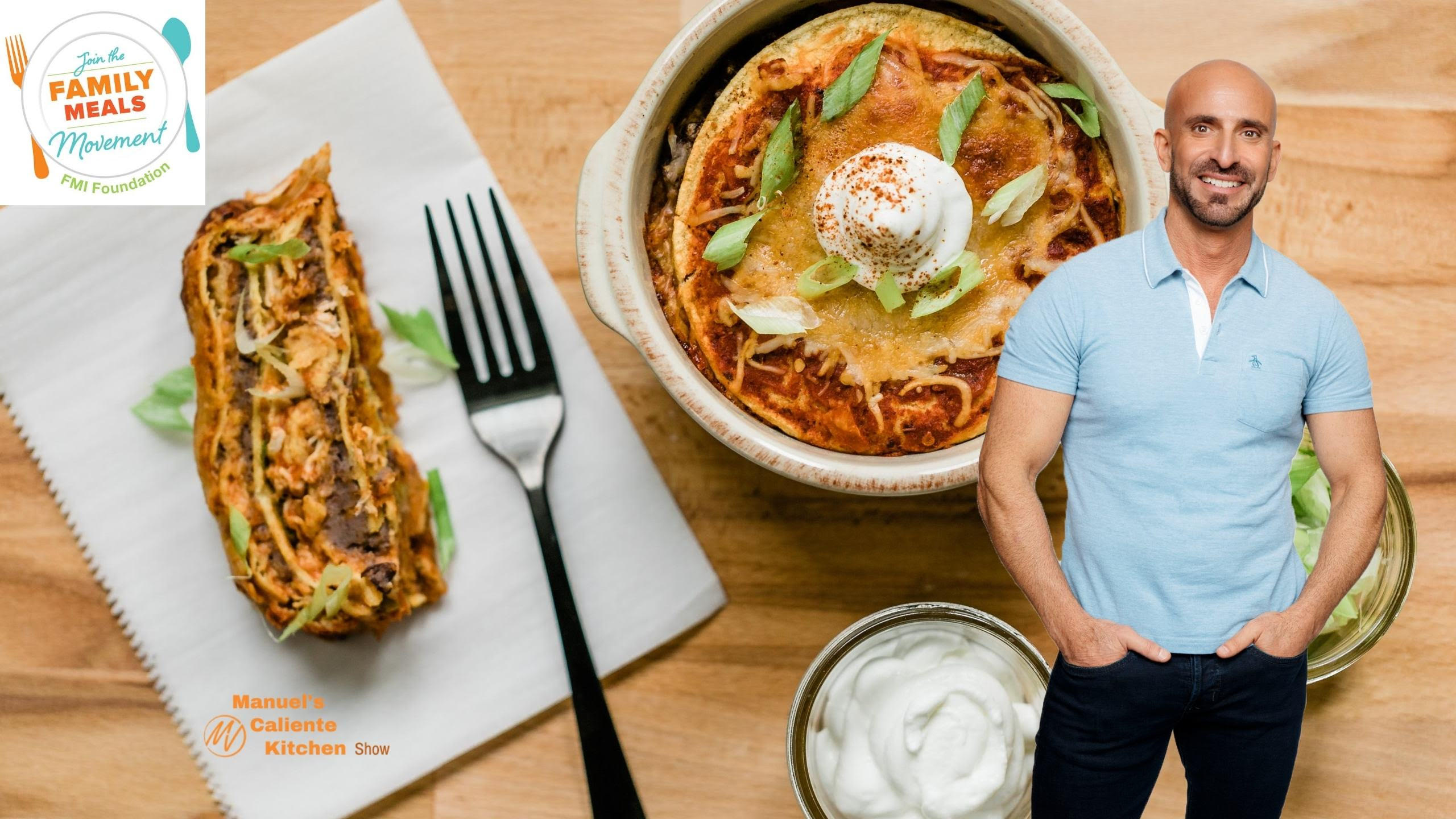 How to Make Your Own Enchilada Mini Casserole