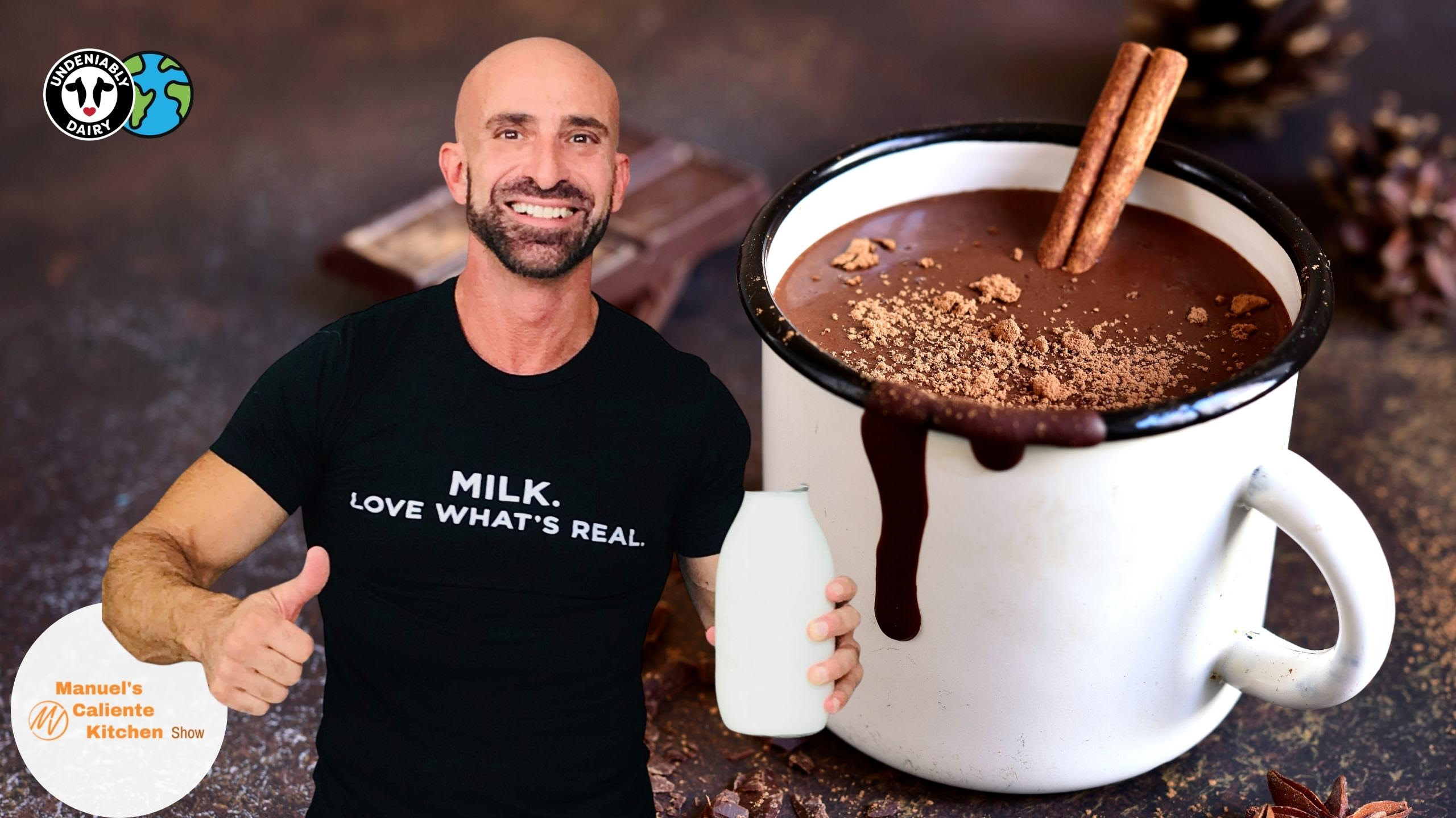 How to Make a Yummy Low-calorie Hot Chocolate with Real Milk