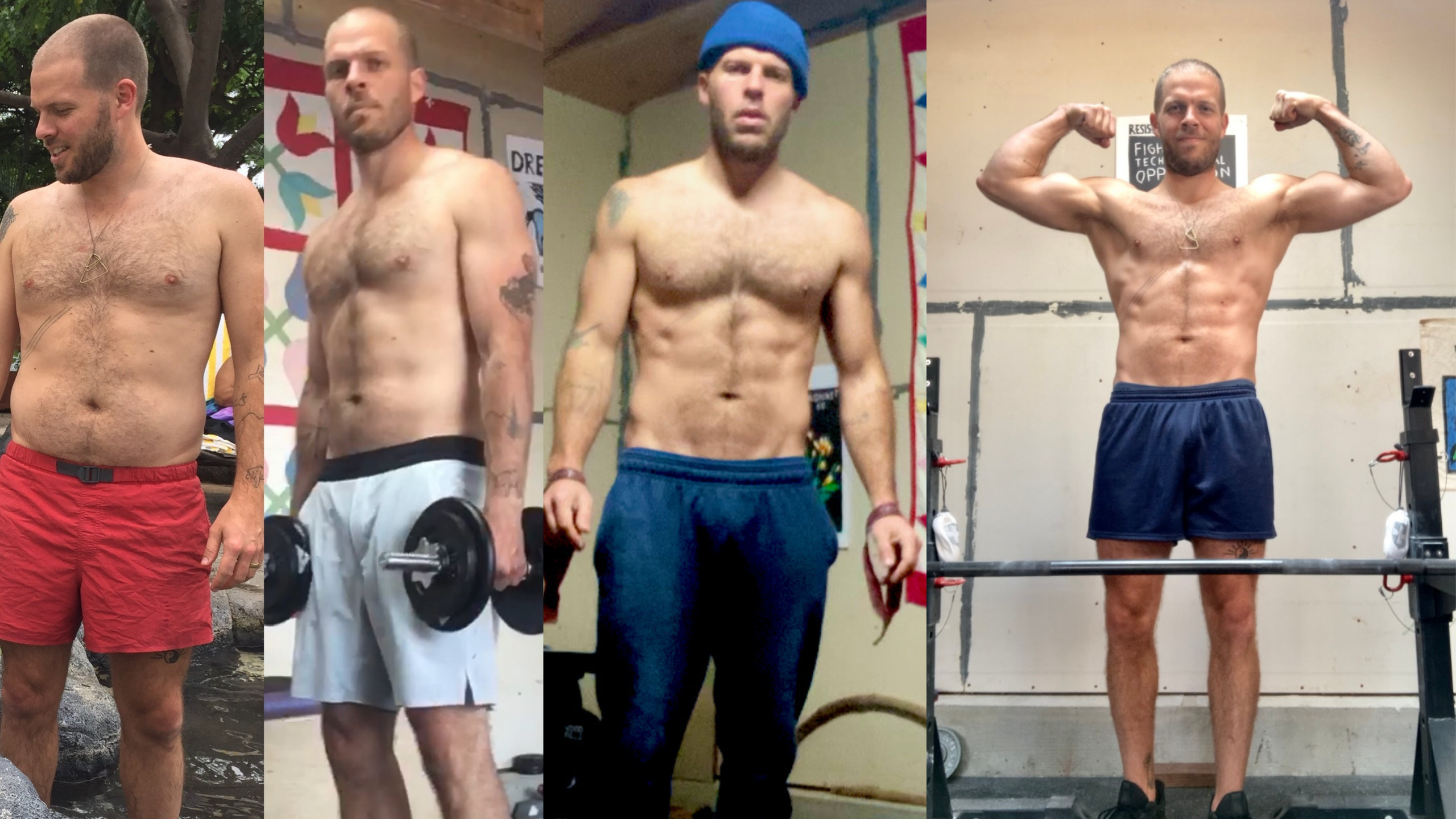 Josey's 5 Myths He Busted to Get a 6-Pack