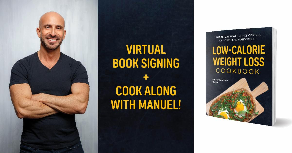 Replay: My Virtual Book Signing and Dinner Party!
