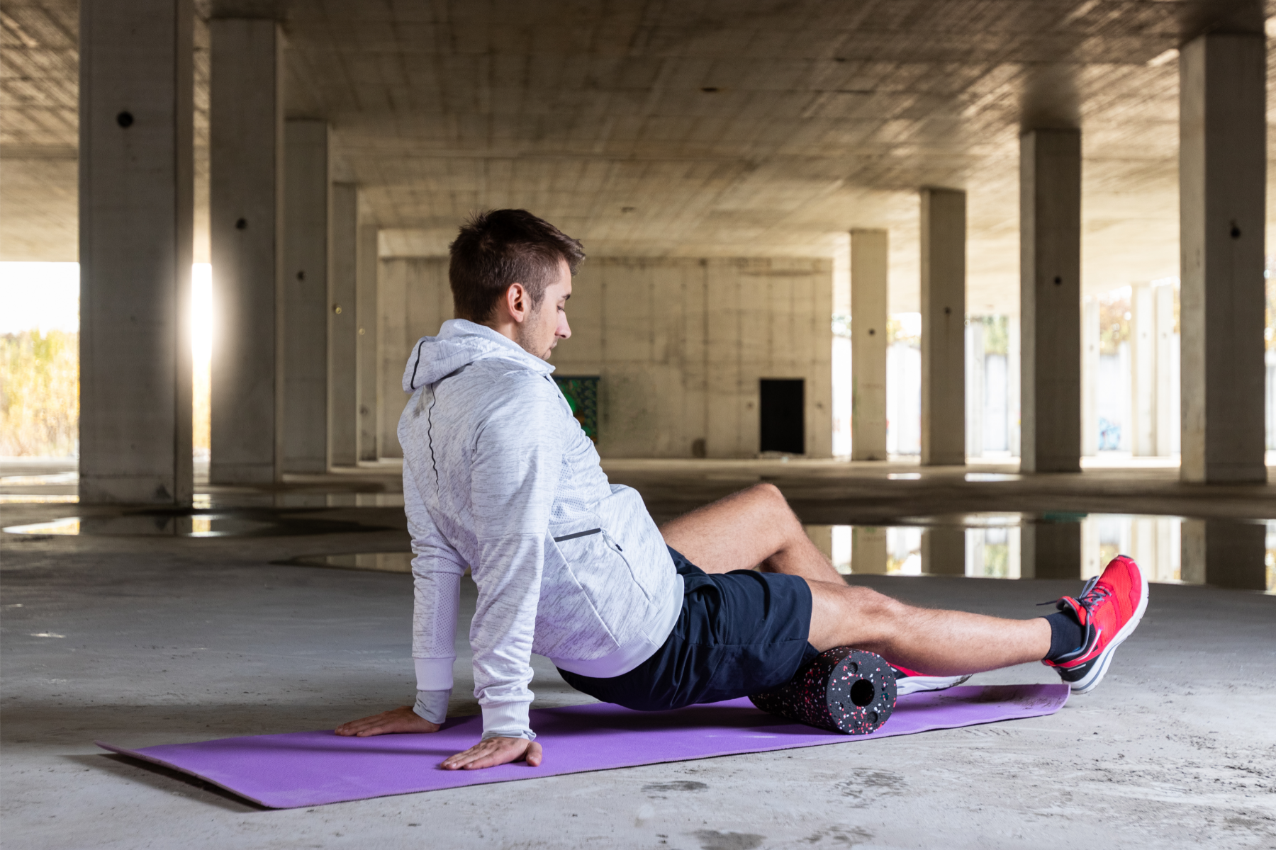 3 Reasons Foam Rolling Should Be in Your Daily Routine