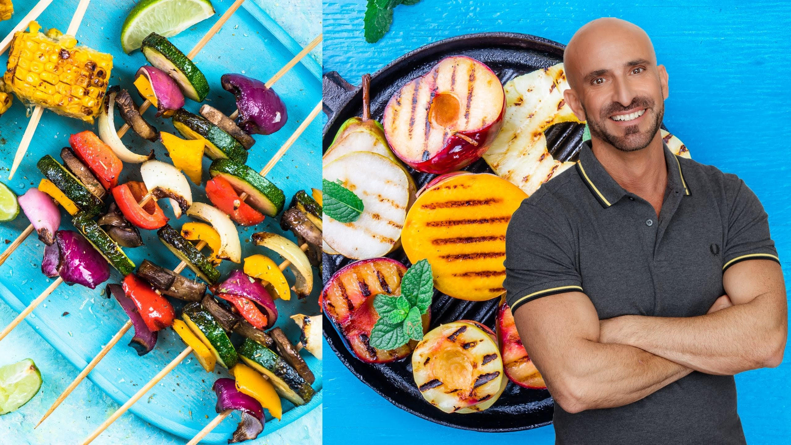 How To Grill Fruits and Vegetables Indoors