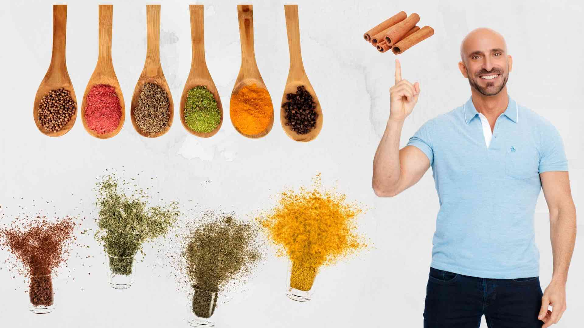 6 Herbs & Spices High in Antioxidants (+ 2 Tasty Recipes)